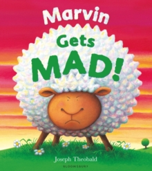Marvin Gets Mad!, Paperback Book