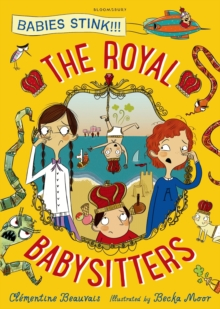 The Royal Babysitters, Paperback / softback Book