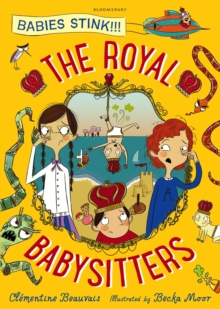 The Royal Babysitters, EPUB eBook