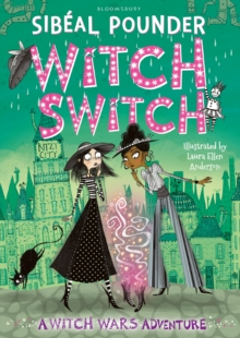 Witch Switch, EPUB eBook