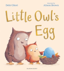 Little Owl's Egg, Hardback Book