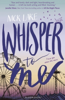 Whisper to Me, Paperback Book