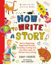 How to Write a Story, Paperback Book