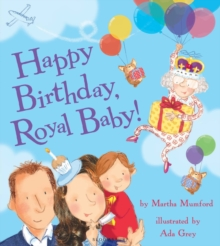 Happy Birthday, Royal Baby!, EPUB eBook