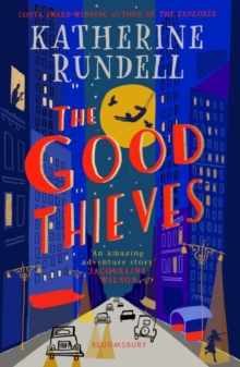 The Good Thieves, Hardback Book