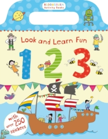 Look and Learn Fun 123, Paperback Book