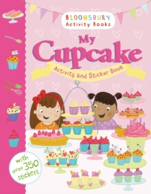 My Cupcake Activity and Sticker Book, Paperback Book