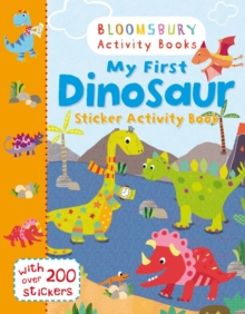 My First Dinosaur Sticker Activity Book, Paperback / softback Book