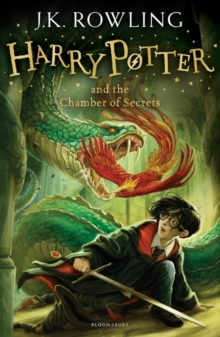 Harry Potter and the Chamber of Secrets, Paperback / softback Book