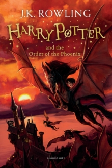 Harry Potter and the Order of the Phoenix, Paperback / softback Book