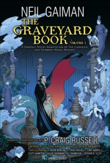 The Graveyard Book Graphic Novel, Part 1, Paperback / softback Book