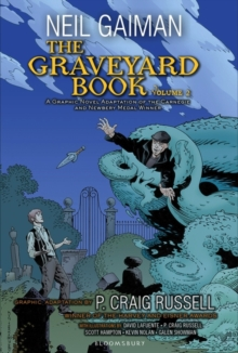 The Graveyard Book Graphic Novel, Part 2, Paperback Book