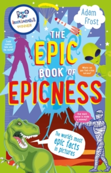 The Epic Book of Epicness, Paperback Book