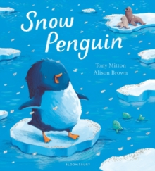 Snow Penguin, Hardback Book