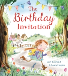 The Birthday Invitation, Hardback Book