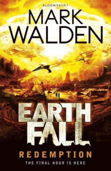 Earthfall: Redemption, Paperback Book