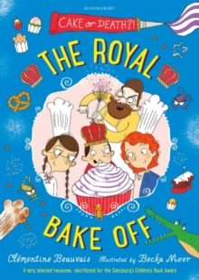 The Royal Bake Off, Paperback / softback Book