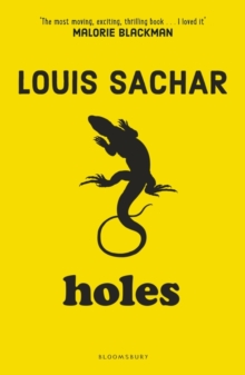 Holes, Paperback / softback Book