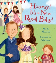 Hooray! it's a New Royal Baby!, Paperback Book