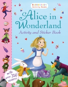 Alice in Wonderland Activity and Sticker Book, Paperback Book