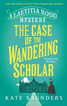 Laetitia Rodd and the Case of the Wandering Scholar, EPUB eBook