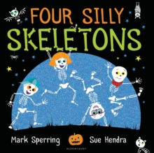 Four Silly Skeletons, Paperback / softback Book