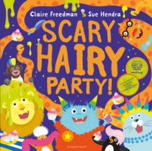 Scary Hairy Party, Paperback Book