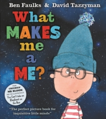 What Makes Me A Me?, Hardback Book