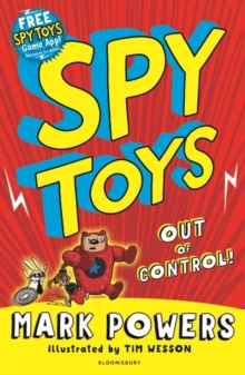 Spy Toys: Out of Control!, Paperback Book