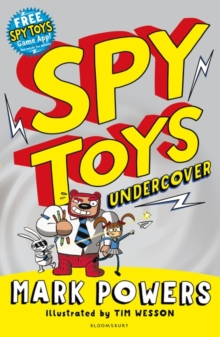 Spy Toys: Undercover, Paperback Book