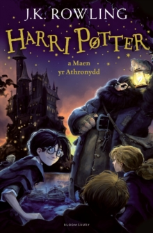 Harry Potter and the Philosopher's Stone Welsh : Harri Potter a maen yr Athronydd (Welsh), Hardback Book