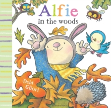 Alfie in the Woods, Hardback Book