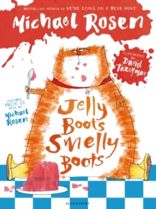 Jelly Boots, Smelly Boots, Paperback Book