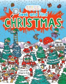 Seek and Find Christmas, Paperback / softback Book