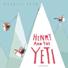 Henry and the Yeti, Paperback Book