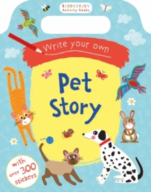 Write Your Own Pet Story, Paperback / softback Book