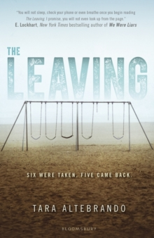 The Leaving, Paperback / softback Book