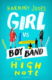 The High Note (Girl vs Boy Band 2), Paperback / softback Book
