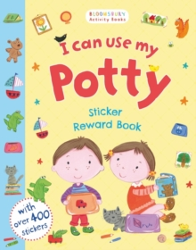 I Can Use My Potty Sticker Reward Book, Paperback / softback Book
