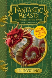 Fantastic Beasts and Where to Find Them, Hardback Book