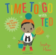 Time to Go with Ted, Hardback Book
