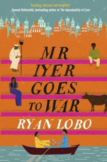 Mr Iyer Goes to War, Paperback Book