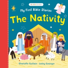 My First Bible Stories: The Nativity, Board book Book