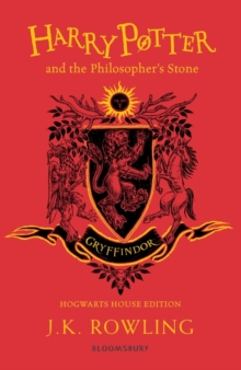 Harry Potter and the Philosopher's Stone - Gryffindor Edition, Paperback Book