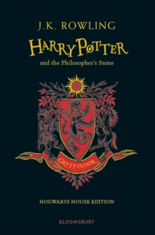 Harry Potter and the Philosopher's Stone - Gryffindor Edition, Hardback Book