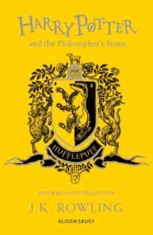Harry Potter and the Philosopher's Stone - Hufflepuff Edition, Paperback Book