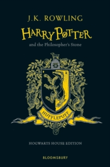 Harry Potter and the Philosopher's Stone - Hufflepuff Edition, Hardback Book