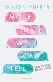 More Than We Can Tell, Paperback Book