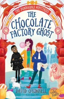 The Chocolate Factory Ghost, Paperback Book