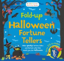 Fold-Up Halloween Fortune Tellers, Paperback Book